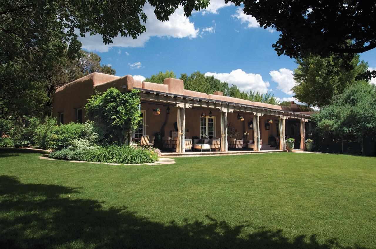 santa fe home design. 5200 Old Santa Fe Trail  NM 87501 MLS 201202149 Bell Tower Properties