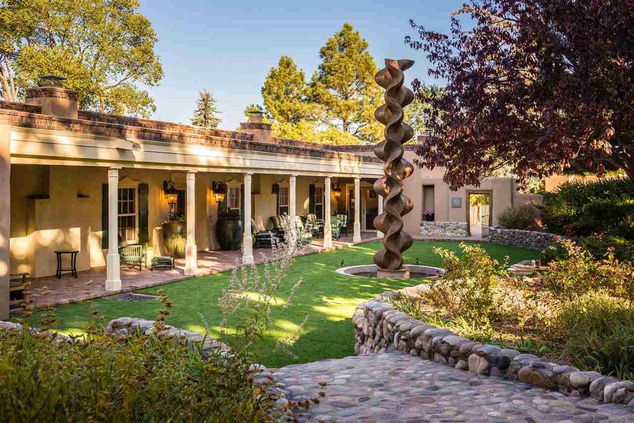 historic eastside canyon road homes for sale santa fe new mexico rh belltowerpropertiessantafe com