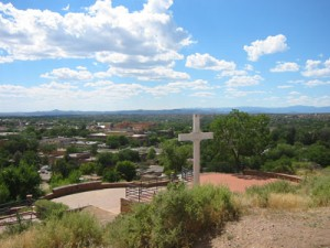 santa-fe-sunset-cross-of-the-martyrs